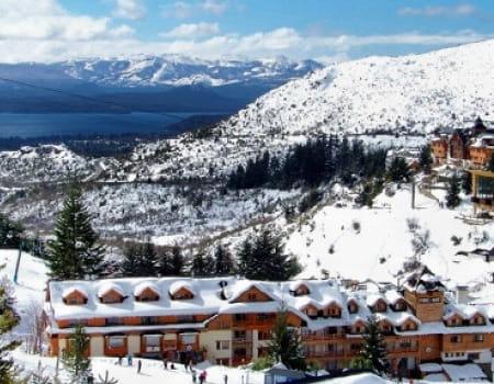 Os melhores destinos de viagem com neve, onde levar sua família