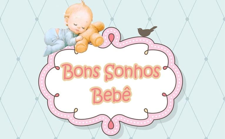 Bons Sonhos Bebê - Guia infalível para ensinar seu filho a dormir.