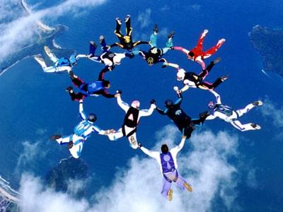 Dicas de como perder o medo de pular de Paraquedas. Dicas e Historia.